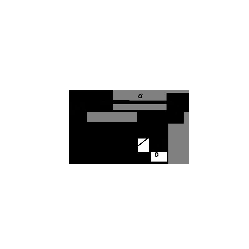 Кирпич трапецеидальный односторонний и двухсторонний муллитокорундовый МКС-72