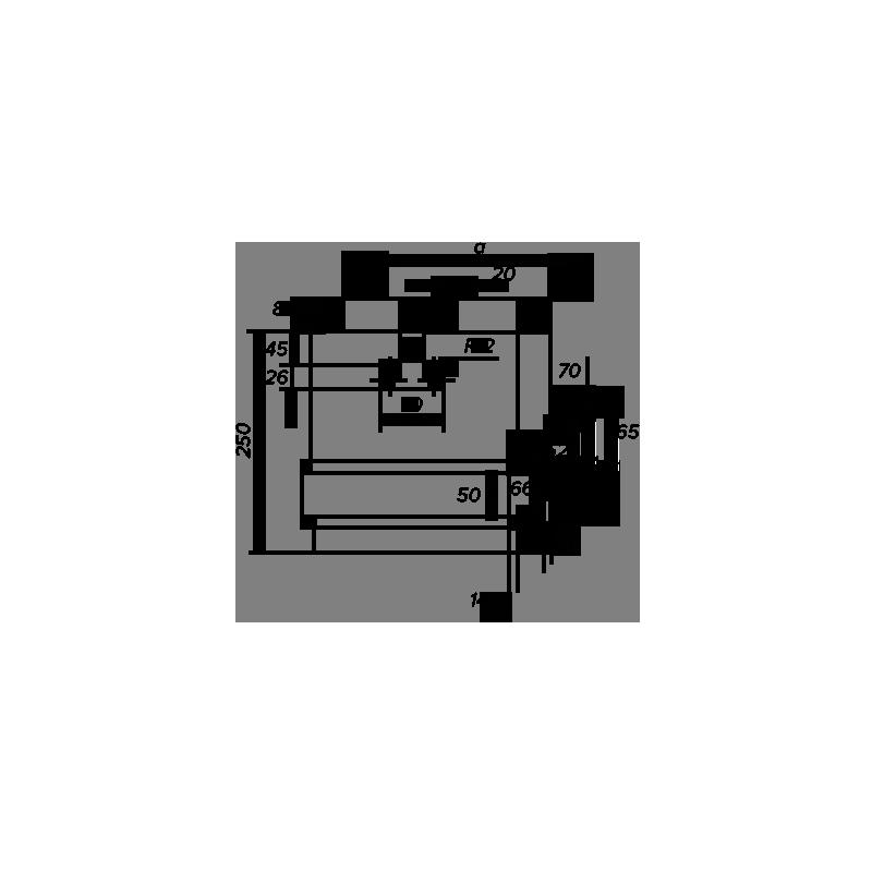 Кирпич сводовый подвесной муллитокорундовый МКС-72